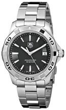 Tag Heuer Men's WAP1110.BA0831 Aquaracer Stainless Steel Watch - $1,387.63