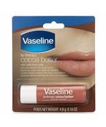 3 Vaseline Lip Therapy Cocoa Butter Lip Balm / Petroleum Jelly for Provi... - $7.69