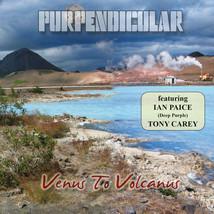 Purpendicular – Venus To Volcanus CD - $16.99