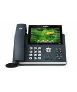 "Yealink sip-t48s - ip phone color display 7"" usb wifi bluetooth headset - $433.81"