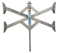 BAL 28014  X-Chock Tire Locking Chock - Extended 0149.1058 - $59.59