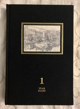 British Museum Collection Series One Year Diary  Hardcover Classic Journal  - $29.95