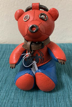 Coach │ Marvel Spider-Man Collectible Bear Key Chain - $99.99