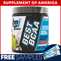 "Bpi BEST BCAA 30 Servings ""CHOOSE A FLAVOR"" ""Free Shipping"" - $18.70+"