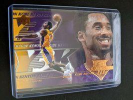 2000-01 Upper Deck Gold Lakers Basketball Card #188 Kobe Bryant - $26.00