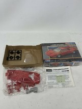 Monogram SnapTite 1/32 Scale Lamborghini Countach Model Kit #1058  - $19.34