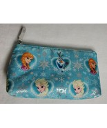 Disney Frozen Elsa Cosmetic bag London SOHO New York Makeup Travel (at) - $11.88