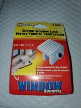 Prime-Line Products U 9810 Sliding Window Lock [New in Package] - $7.87