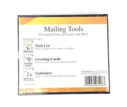 Pro Venture Mailing Tools Windows 95/98 CD-Rom Small Business Professional Tools image 4