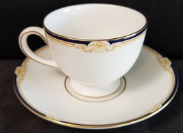 Wedgwood CAVENDISH Leigh Shape Cup & Saucer Mint(multiple available) - $25.71