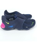 Nike Free Rn Flyknit 3.0 Sz 11.5 Minuit Marine Baskets Chaussures Course - $79.06