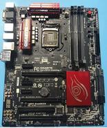 GIGABYTE GA-Z97X-Gaming 7 Chipset Intel Z97 LGA1150 VGA DVI HDMI Motherb... - $218.00