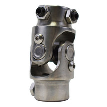 "Stainless Steel Yokes Steering Shaft Universal U-Joint 3/4"" 36 Spline To 3/4"" DD image 2"