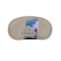 Pocahontas Disney Colors of the wind Quote Sleeping Mask - $20.68 CAD