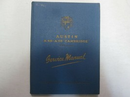 1956 Austin A40 A50 Cambridge Service Repair Shop Manual Original Factor... - $55.39