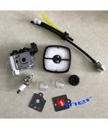 Carburetor for Echo SRM-225 GT-225 PAS-225 Zama RB-K93 Air Filter Fuel L... - $11.89