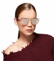 Christian Dior Technologic Copper Gold Burgundy/Light Gold Sunglasses D2X/QV - $256.83