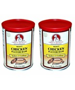 2 x Chef's Quality Select Chicken Flavor Base (2Lbs (908g) each) - $49.99