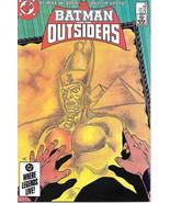 Batman and the Outsiders Comic Book #18 DC Comics 1985 NEAR MINT NEW UNREAD - $3.50