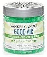 Yankee Candle Good Air Scent Just Plain Fresh Beads - $7.50