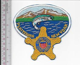 US Secret Service USSS New York Plattsburgh Field Office FO Agent Service Patch  - $12.99