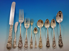 Trajan by Reed and Barton Sterling Silver Flatware Set Service 132 pcs Dinner - $13,995.00