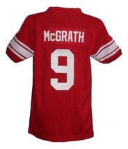 Molly McGrath Wildcats Movie Goldie Hawn New Football Jersey Red Any Size image 2
