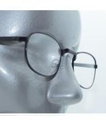 Reading Glasses Metal Black Petite Rectangle Simple Frame+3.00 Lens - $18.00