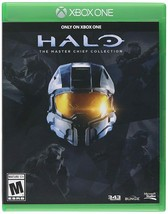 Halo The Master Chief Collection Xbox One New! War, Modern Combat, Warfare - $29.69