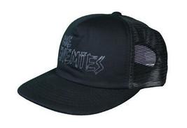 Another Enemy Black Make Enemies Adjustable Snapback Trucker Baseball Hat NWT image 2