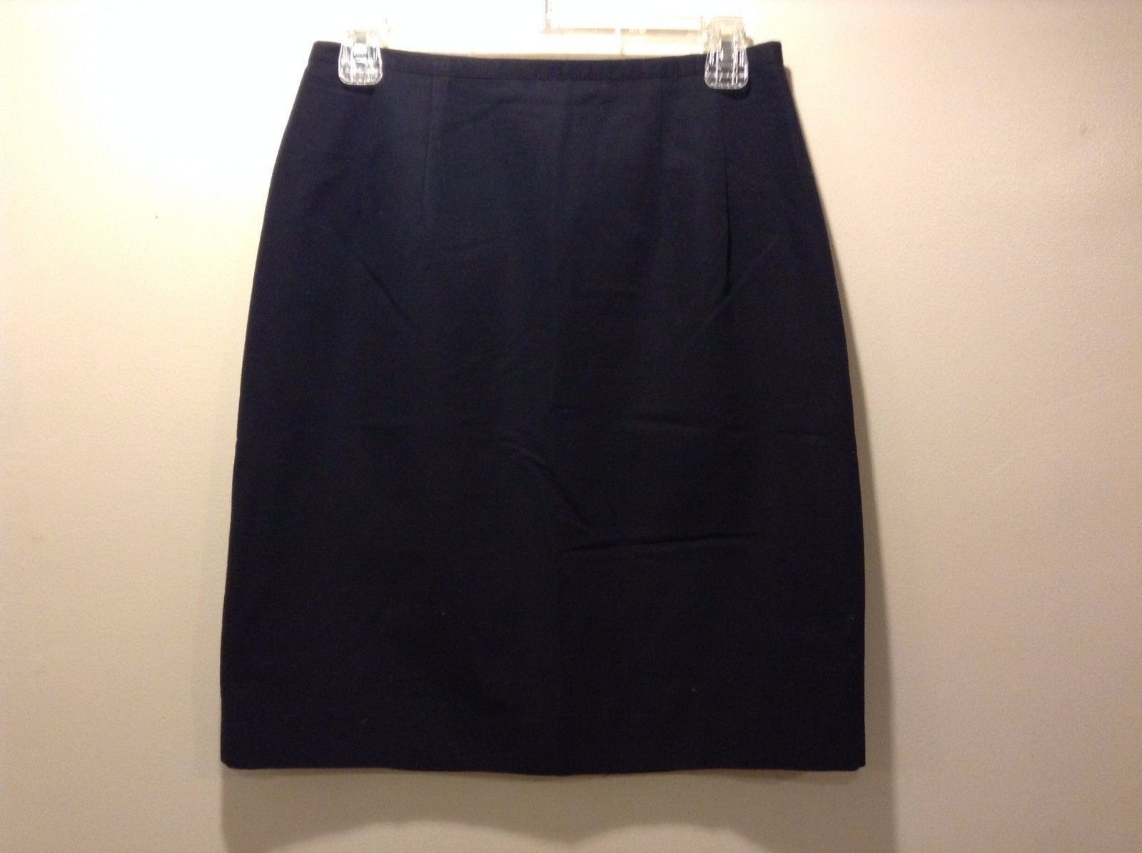 Harve Bernard Navy Blue Skirt Sz 14