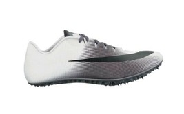 Nike Zoom Ja Fly JaFly 3 Sprint Track White/Grey/Silver 865633-102 Men S... - $59.39
