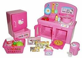 *Hello Kitty kitchen set - $13.70