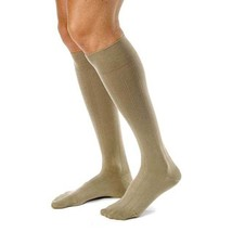 Jobst forMen Casual 30-40 mmHg L-Full-Calf Khaki Knee High - $65.92