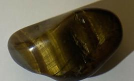"""Tiger's Eye Stone 1"""" W x .75"""" H - $4.75"""