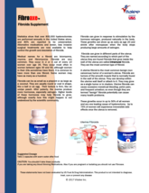 Fibroaxe A- Potent Uterine Fibroid Supplement  (Capsule 60ct) image 3