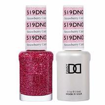 DND Gel Set 491-540 (DND 519 Strawberry Candy) - $11.83