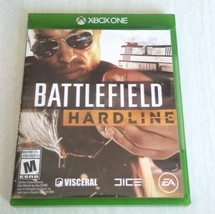 Battlefield Hardline Xbox One Microsoft Video Game - $7.52