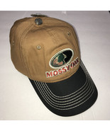 NEW Mossy Oak Adjustable Hat Baseball Cap Khaki One Size Fits Most - $14.69