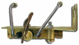 Bottom Mount Proportioning Valve Kit PV4 Combination Valve Kit Disc/Disc - Brass