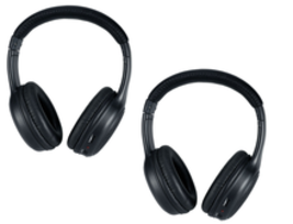 Ford Truck Headphones - Leather Look Two Channel IR - $67.95