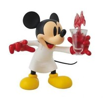 Disney Collectabel Vinyl Dolls VCD MICKEY MOUSE Theme The Worm Turns Mickey - $92.86