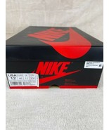 """NO SHOES BOX ONLY Air Jordan 1 Retro High """"Rookie of the Year"""" 2018 Size 12 - $59.37"""