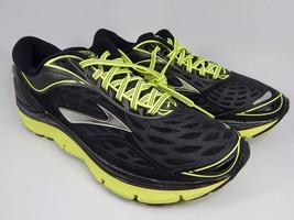 Brooks Transcend 3 Men's Running Shoes Size US 9 M (D) EU 42.5 Black 1102181D051