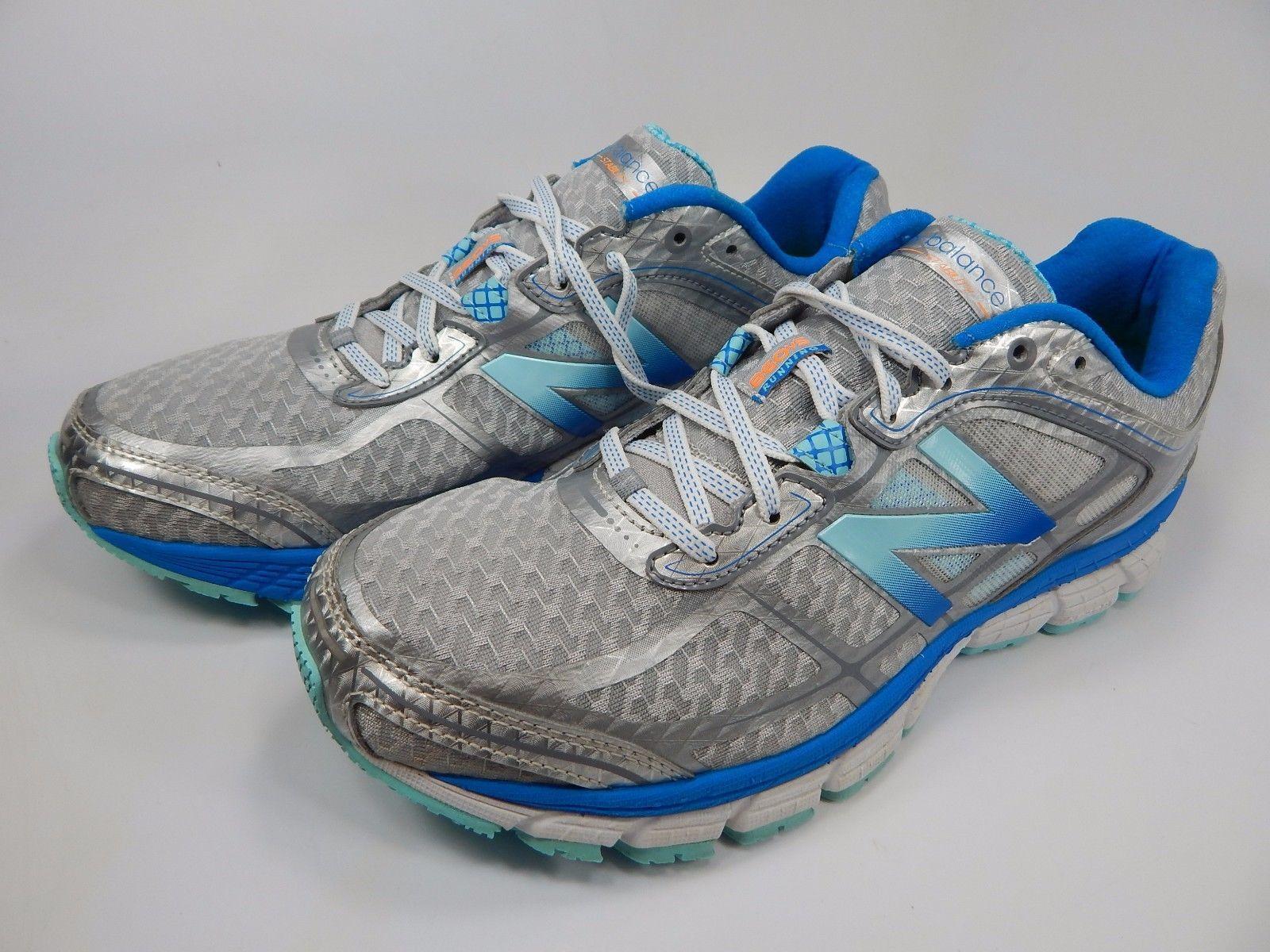 New Balance 860 v5 Women's Running Shoes Size US 12 M (B) EU 44 Silver W860SB5