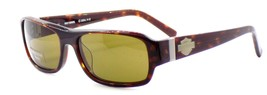 Harley Davidson HDX801 TO Sunglasses Tortoise 55-17-135 Brown Lens + CASE - $42.31
