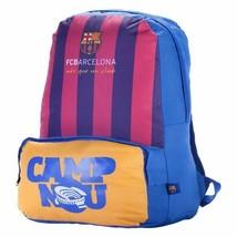 FCB Barcelona Camp NU Backpack Knapsack NWT - $30.84