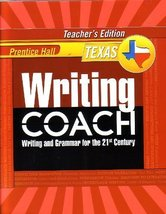 Prentice Hall Writing Coach: Writing and Grammar for the 21st Century [T... - $44.99