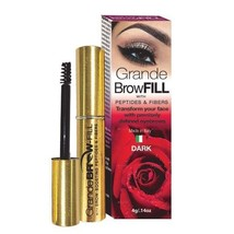 GrandeBrowFILL (Dark) for full sculpted brows, (4g .14oz) NEW ITEM!!!!! - $15.85