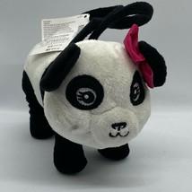 Gymboree plush Panda Academy bear purse - $19.20